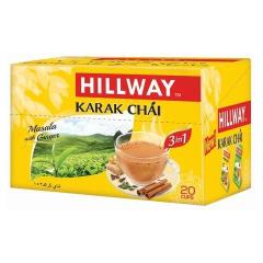 Hillway Karak Chai Masala & Ginger 18g