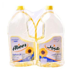 Abeer Sunflower Oil 2x1.8L