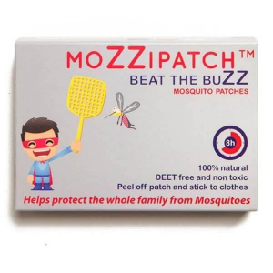 Mozzipatch Mosquitoes Patches 12s