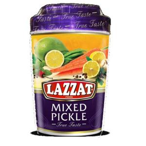 Lazzat Mixed Pickle 1kg