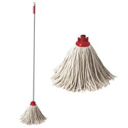 Plastic Round Net Mop Mp1605 1pc