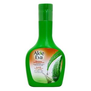 Eva Aloe Lanoline Shampoo 2pc
