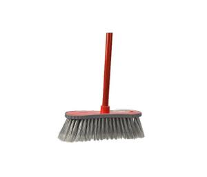 Britemax Broom 9051 Head+Stick Fb 411 Oval 1pc