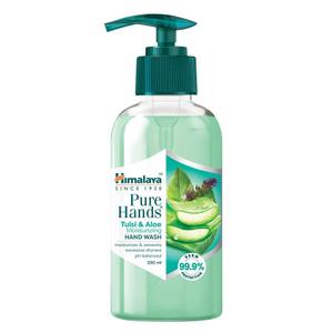 Himalaya Pure Hand Wash Tulsi & Aloe 250ml