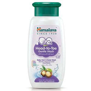 Himalaya Body Head To Toe Gentle Wash 400ml