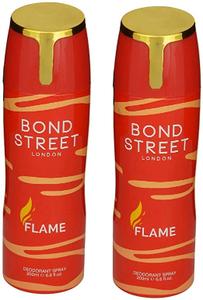 Bond Street Deo Spray Flame 200ml