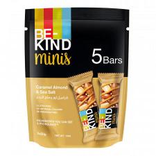 Be-Kind Caramel Almond & Sea Salt 100g