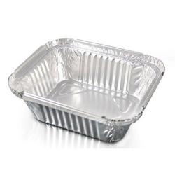 Sunny Aluminium Container With Lids No.8342 1pc