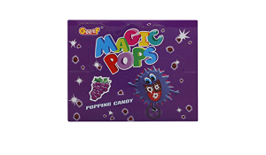 Magic Pop Candy Grape 5.5g