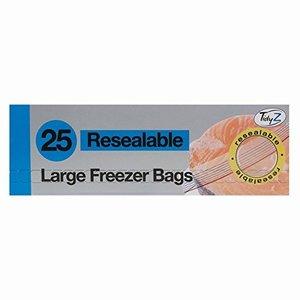 Alsadek Freezer Bag 25/35Cm 1pack