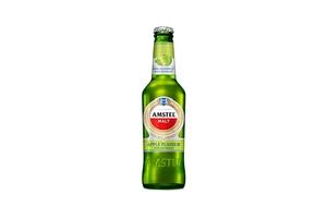 Amstel Malt Apple Flavour Non- Alcoholic 330ml