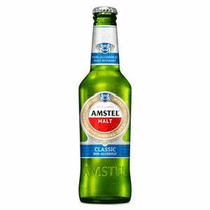 Amstel Malt Classic Non-Alcoholic 330ml