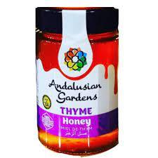 Andalusian Gardens Thyme Honey 450g