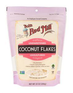 Bob's Red MIll Coconut Flakes 10oz