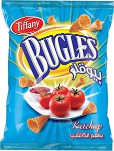 Buggles Ketchup 2x90g