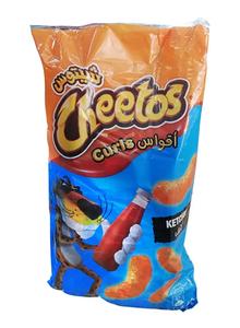 Cheetos Curles Ketchup 16g