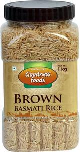 Goodness Brown Rice 1kg