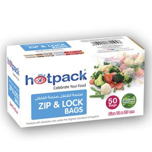 Hotpack Ziplock 12/20cm 1pack