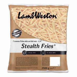 Lamb Weston Stealth Fries 2.5kg