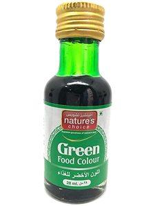 Nature Choice Green Colour 28ml