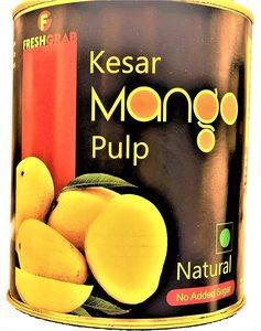 Nature Choice Kesar Mango Pulp 850g