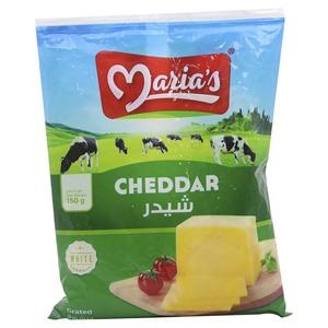 Maria'S White Cheddar 250g