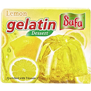 Safa Jelly Lemon 75g