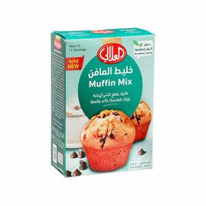 Al Alali Muffin Mix Vanilla Chocolate Chip 500g