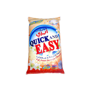Quick And Easy Detergent Powder 25kg