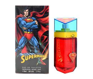 Warner Bros Edt Superman 50ml