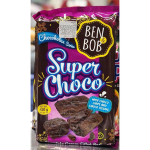 Ben & Bob Super Choco Cake 10x42g
