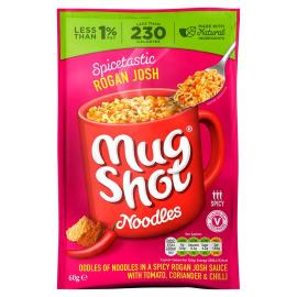 Mug Shot Rogan Josh Noodles 60g