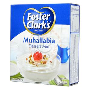 Foster Clarks Muhallabia 12x85g