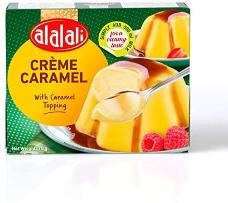 Al Alali Creme Caramel 12x70g