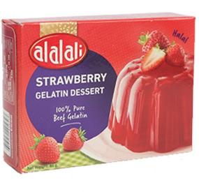 Al Alali Gelatin Asst 12x85g