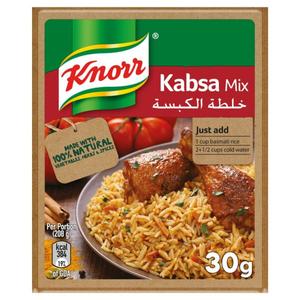 Knorr Rice Mix Kabsa 30g