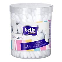 Bella Coton Buds Round Box 3x200s
