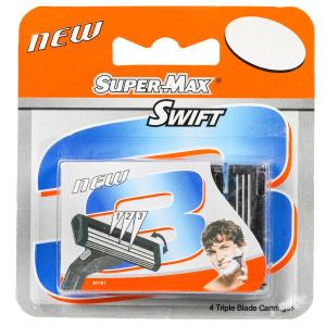 Swift Three Blades Razor 1pc