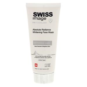 Swiss Image Face Wash Whitening +Cream 200ml