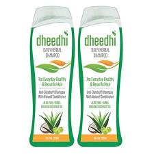 Deedhi Shampoo 2x200ml