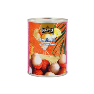 Natco Lychees In Heavy Syrup 565g
