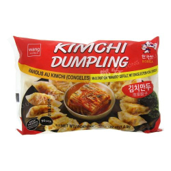 Wang Kimchi Mandu Kichi Dumbling 675g