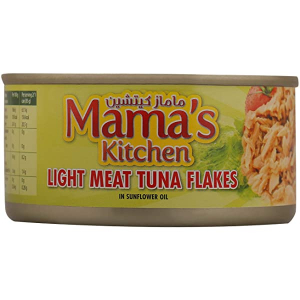 Mama Kitchen Light Meat Tuna Flakes 185g