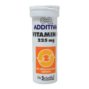 Additiva Vitamin C 225mg