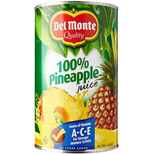 Del Monte Pineapple Juice 1pc