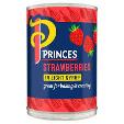 Princess Strawberry Light Syrup 410g