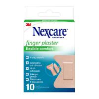 Nexcare Finger Plaster 10s