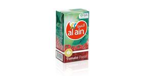 Al Ain Tomato Paste Tetrapack 135g