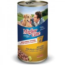 Miglor Dog Wet Food Chunks Chicken 1250g