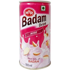 MTR Badam Rose Drink 6x180ml